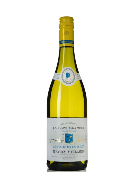 Broadway-plaza-liquor_Caves De Lugny Chardonnay 750 ml